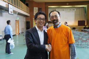 伊藤徳宇桑名市長にも視察いただきました