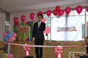 伊藤徳宇桑名市長より来賓代表のご挨拶をいただいた