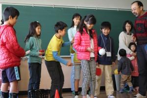 子どもが考えた遊びを、子どもが実践